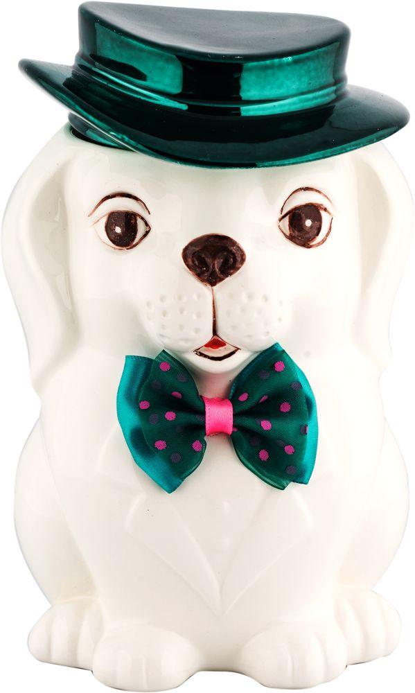 Hilltop Собака зеленая чай черный листовой , 100 г4607099308763_НГ