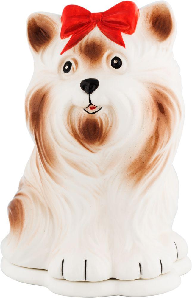 Hilltop Собака йорк чай черный листовой подарок Цейлона, 50 г4607099308770_НГ
