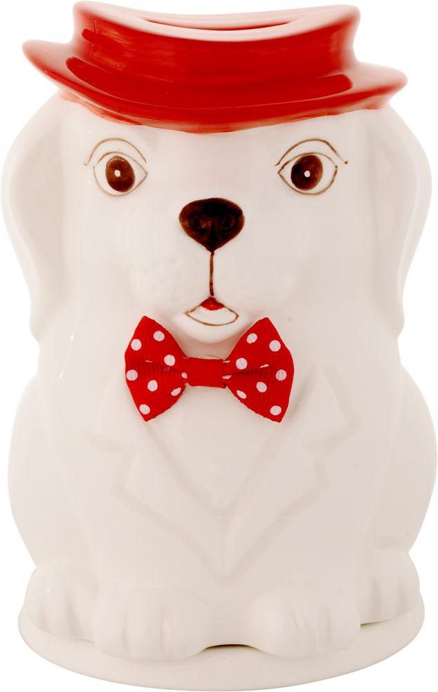 Hilltop Собака в шляпе чай черный листовой подарок Цейлона, 50 г4607099308770_НГ