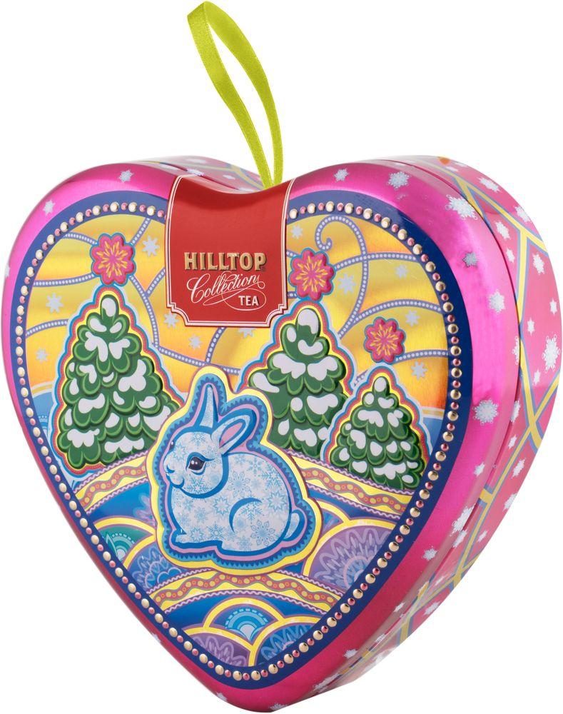 Hilltop Снежный заяц чай черный листовой традиции Цейлона, 50 г4607099308206_НГ