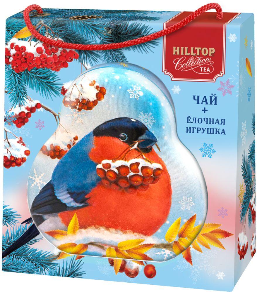 Hilltop Снегирь чай черный листовой, 50 г4607099308268_НГ
