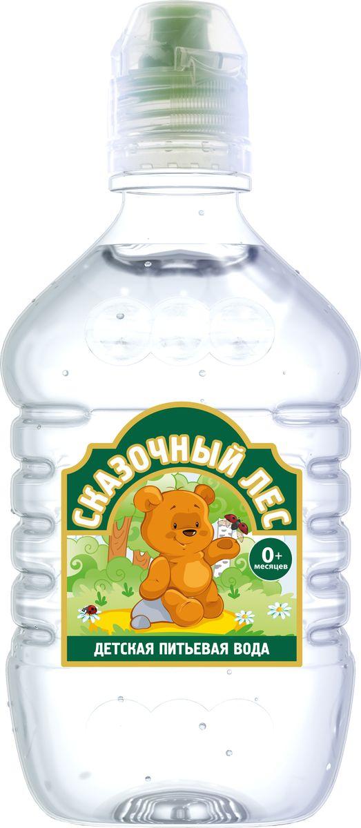 Сказочный лес вода питьевая детская, 0,4 л4605490000538