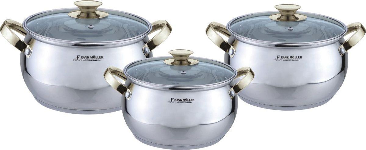 Набор посуды Frank Moller, 6 предметов. FM-792FM-792