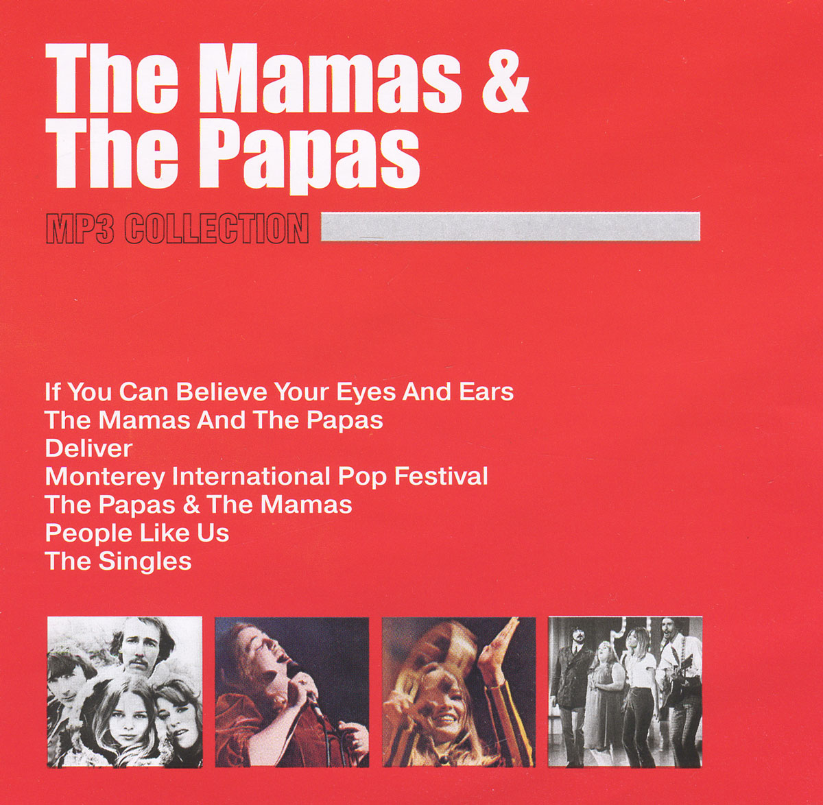 The Mamas & The Papas The Mamas & The Papas (mp3) the trespasser