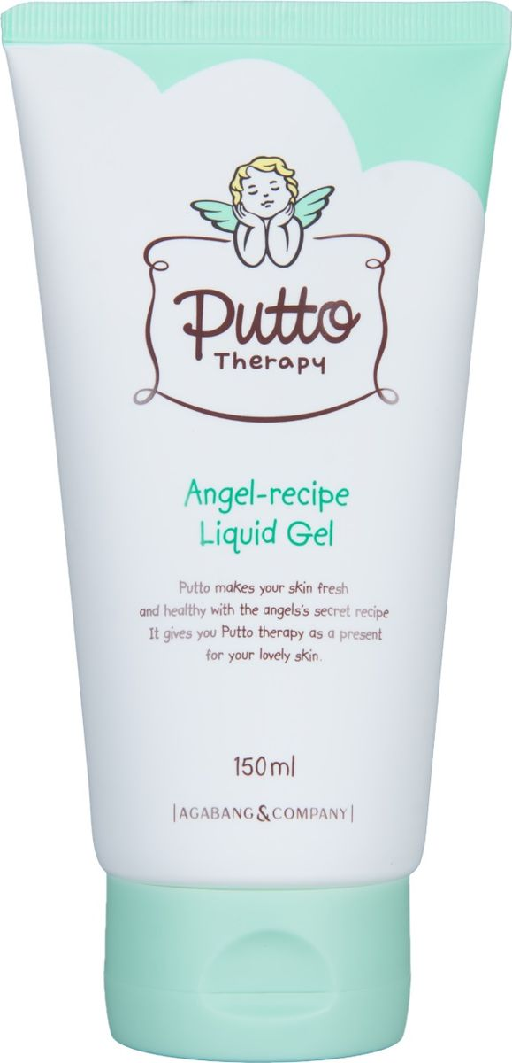 Putto Therapy Гель детский противовоспалительный, защитный, 150 мл77H088041