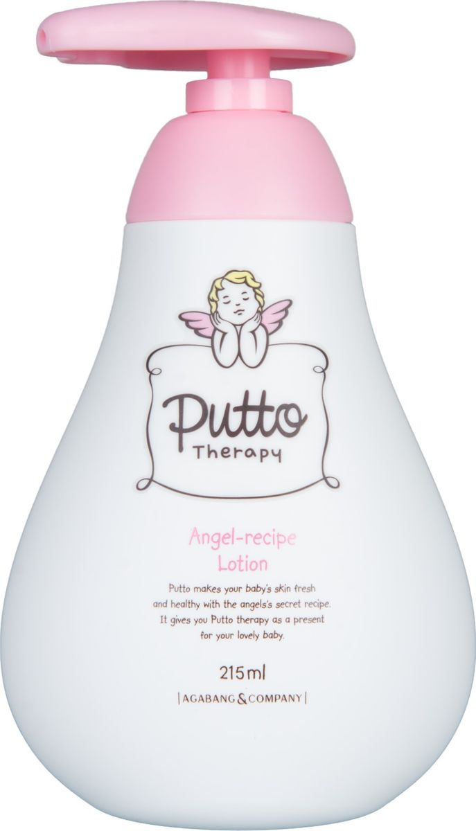 Putto Therapy Лосьон для тела детский увлажняющий, 215 мл77H088037