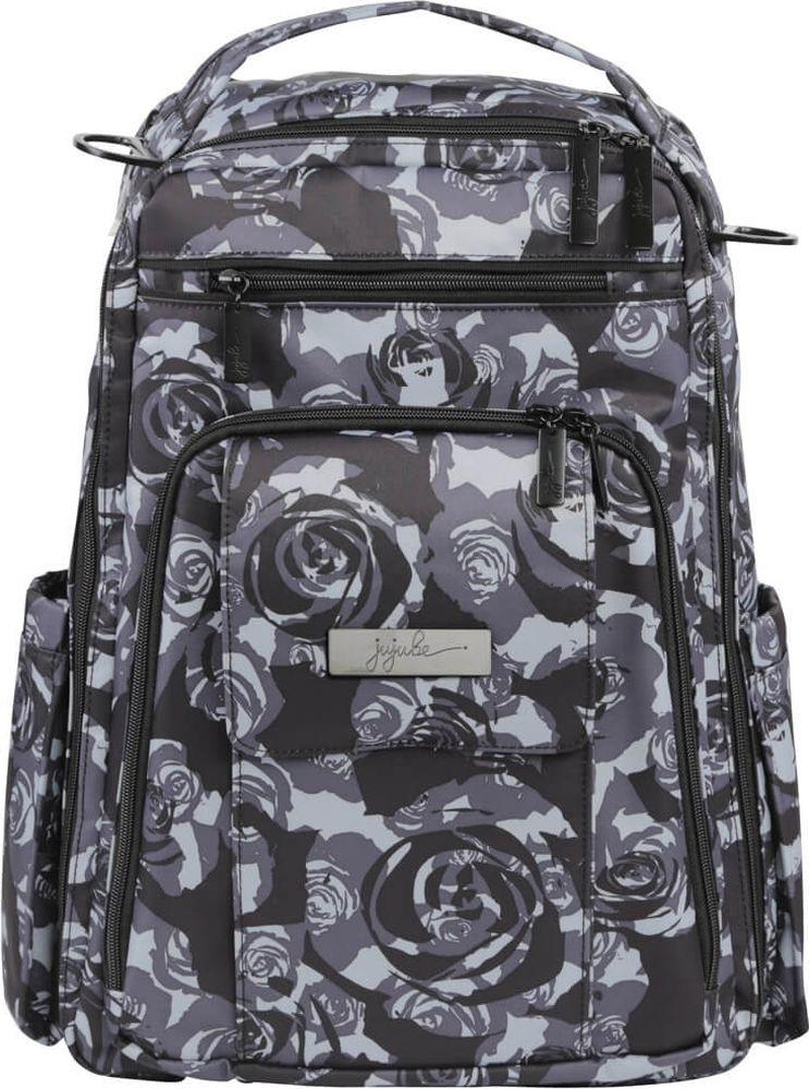 Ju-Ju-Be Рюкзак для мамы Right Back black petals