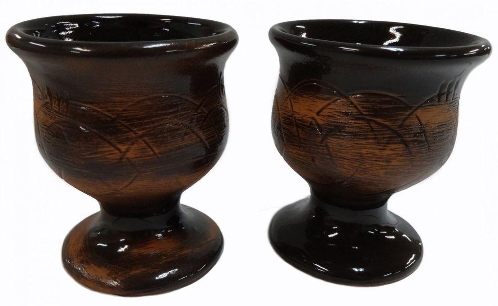 Бокал Борисовская керамика Старина, 100 млСТР14456906Бокал барный №3 СТР14456906. Материал: Керамика. Объем: 0,15