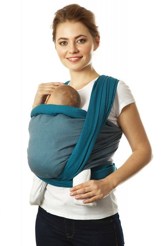 Mum's Era Слинг-шарф Casual 470 см -  Рюкзаки, слинги, кенгуру