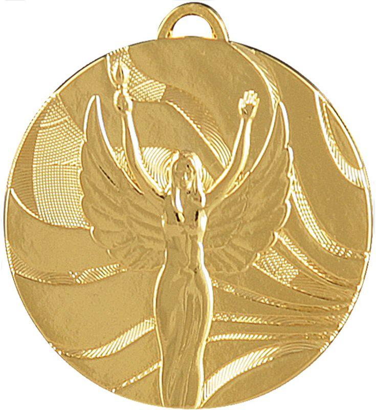 Медаль Ника, 1 место, диаметр 5 см. 337421337421