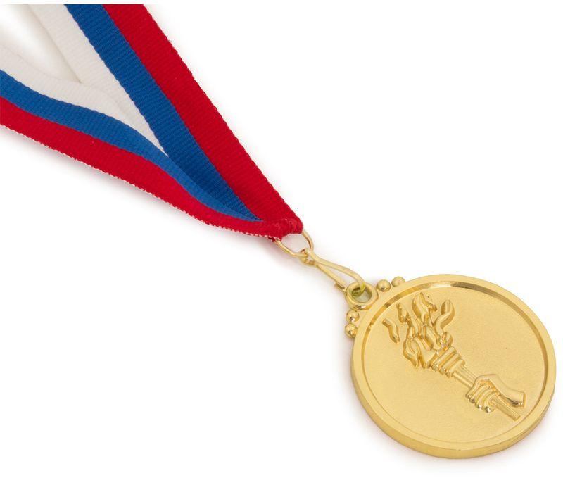 Медаль универсальная Start Up, золото, диаметр 5 см40 (2054)