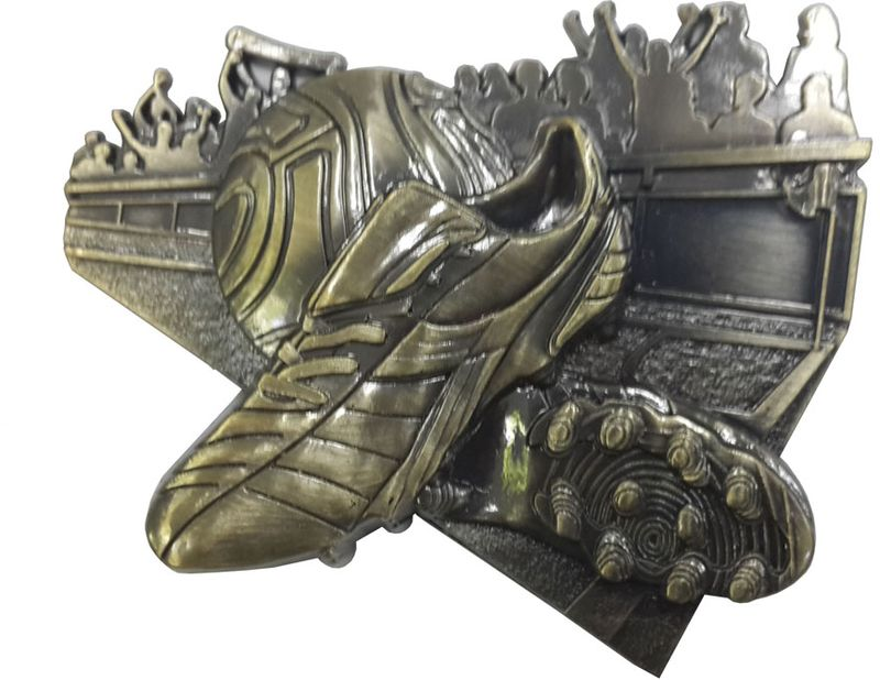 Магнит наградной Enebe Футбол, 9 х 9 см. 8145681456
