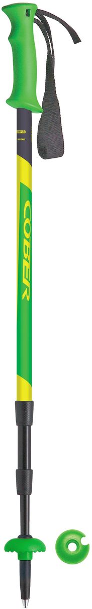 Палки треккинговые Cober  Anapurna , 63-140 см - Скандинавская ходьба