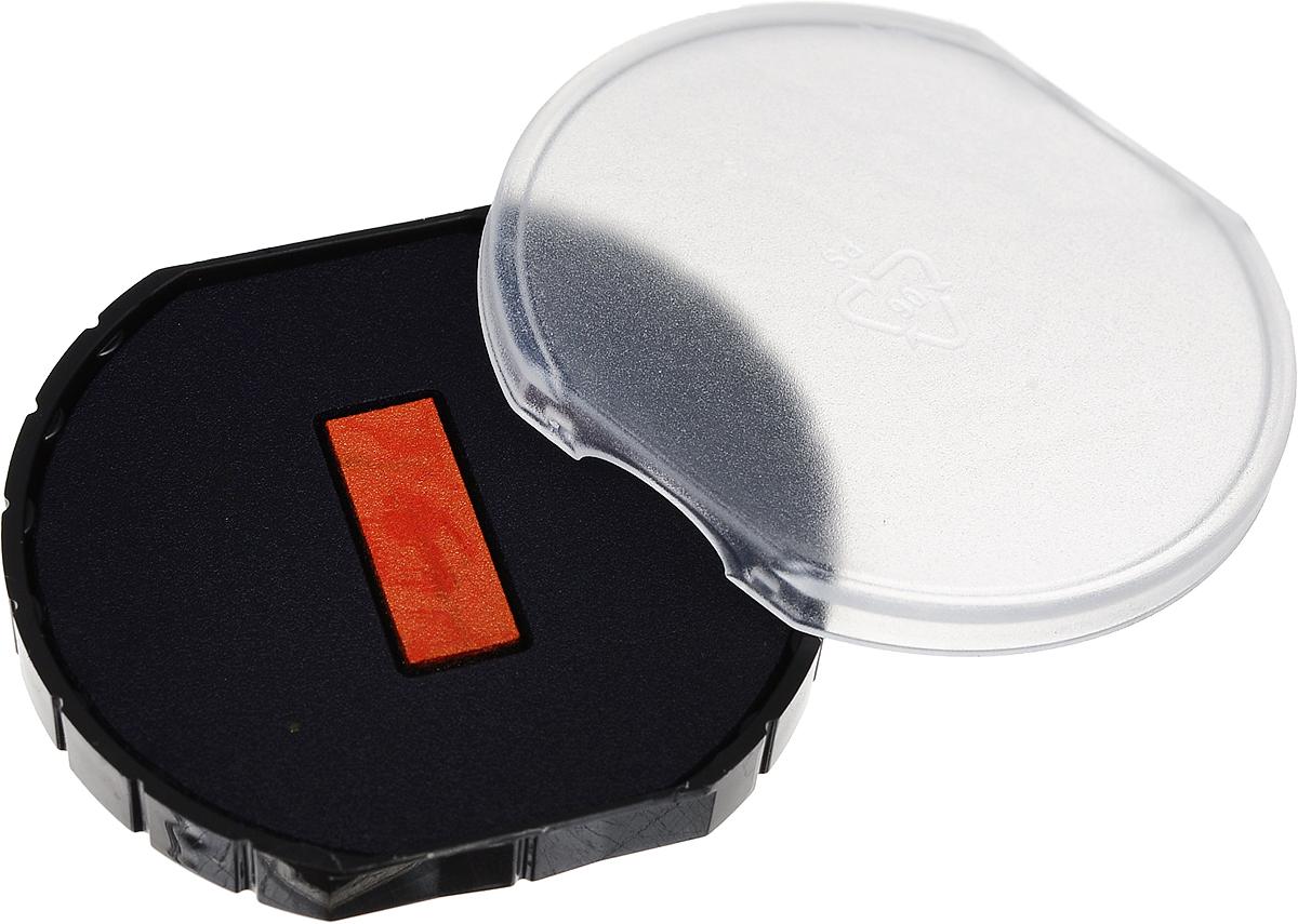Colop Сменная штемпельная подушка Е/R45 цвет синий красныйE/R45/2Сменная штемпельная подушка Colop Е/R45 предназначена для продукции Colop. Произведена в Австрии с учетом требований российских и международных стандартов. Замена штемпельной подушки необходима при каждом изменении текста в штампе. Заправка штемпельной краской не рекомендуется. Гарантирует не менее 10 000 четких оттисков. Модель штампа - Printer 45, Printer 45-Set-F. Цвет краски: синий, красный