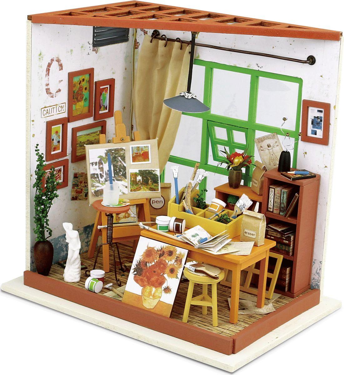 DIY Интерьерный конструктор для творчества  Ada's studio  (студия) - Конструкторы