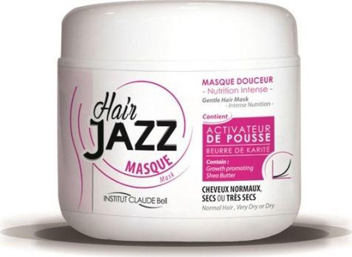 HairJAZZ Маска для блеска волос, 500 млM500Средства HairJAZZ - это косметические средства для роста волос. Изготовлены во Франции. Не являются лекарственными средствами и не содержат гормонов. Натуральные активные компоненты формулы средств HairJAZZ, такие как соевый белок, экстракт яичной скорлупы, кератин, витамин B6, восстанавливая здоровье кожи головы и питая фолликулы, стимулируют рост волос. Факт ускорения роста волос при комплексном применении средств HairJAZZ подтвержден клиническими испытаниями.