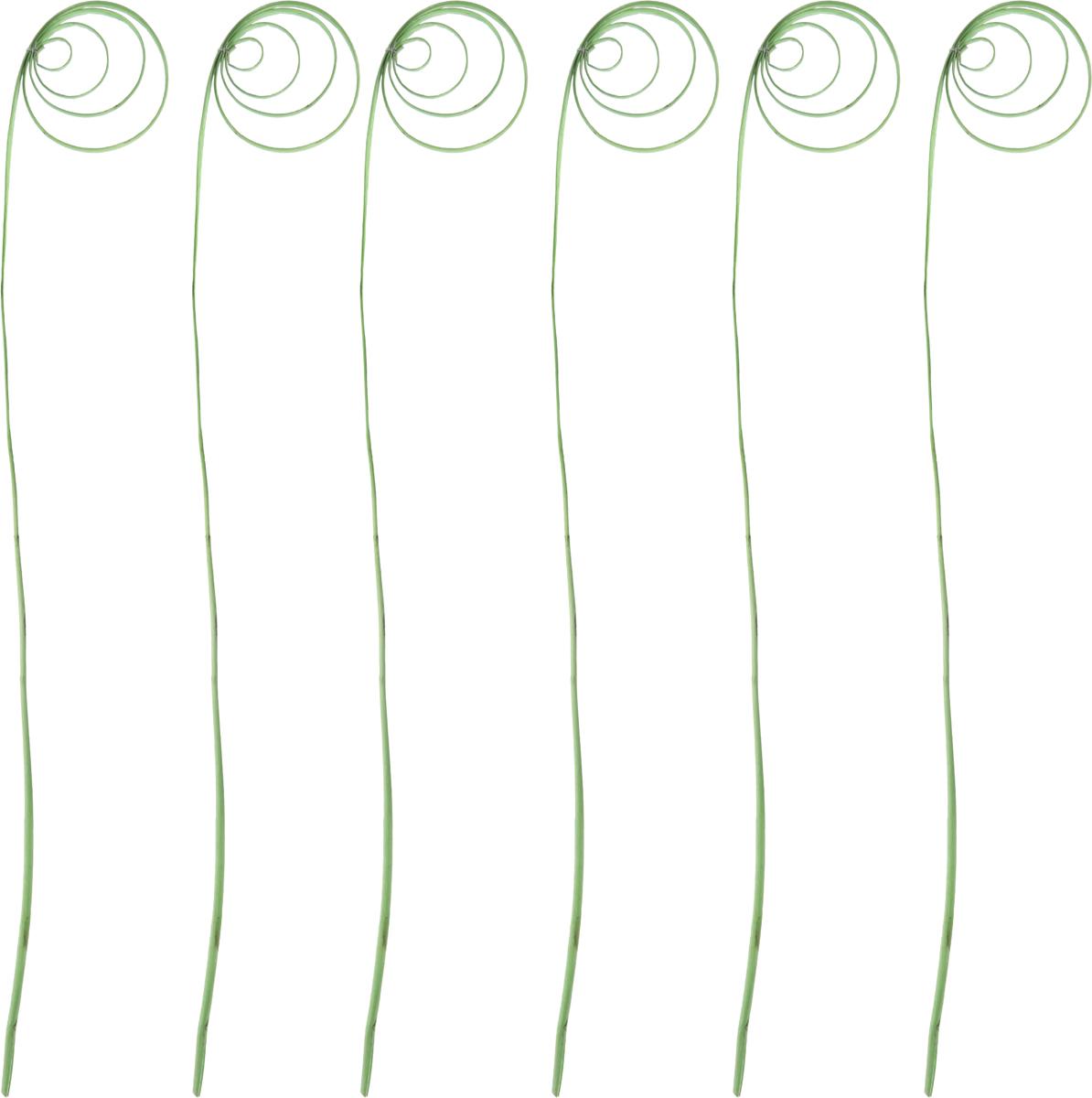 Украшение декоративное Lovemark Завиток. Спираль, цвет: салатовый, 6 шт6060_салатовыйУкрашение декоративное Lovemark Завиток. Спираль - великолепный подарок себе и вашим близким. Этот очаровательный предмет интерьера будет приковывать взгляды ваших гостей.Изделия из соломки несут в себе энергию солнечных лучей. Несмотря на свой хрупкий вид, солома - прочный и долговечный материал, а значит не помнется и не поломается со временем. Рекомендации по уходу: изделие должно находиться в сухом помещении.В комплект входят 6 украшений.Высота украшения: 66 см.