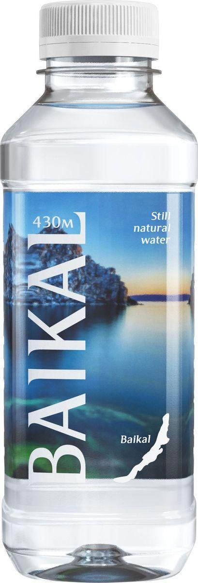 Baikal Вода глубинная Байкальская, 0,45 л0015916Глубинная байкальская вода (BAIKAL WATER) это природная чистейшая вода из великого озера Байкал с глубины 430 метров. Растворенный в Байкале кислород придает воде свежесть вкуса, а сверхлегкая минерализация - несравненое преимущество перед любой другой водой.