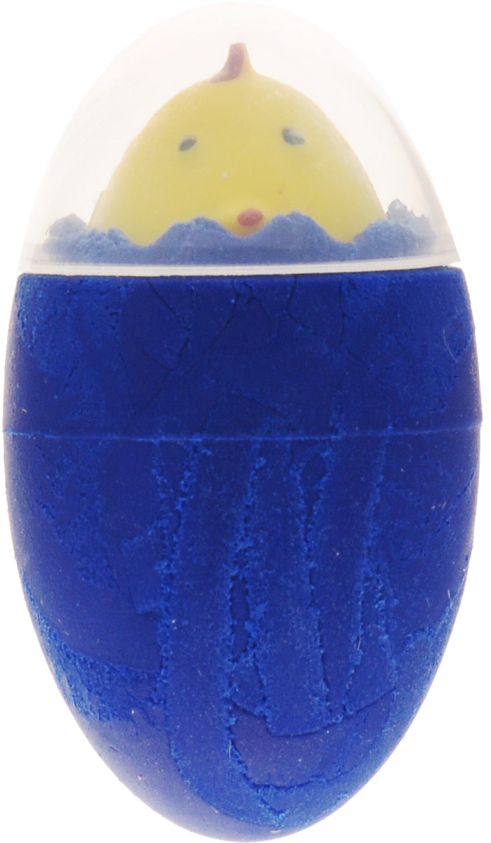 Пифагор Ластик Цыпленок в яйце цвет синий223612_синийЛастик Пифагор в форме цыпленка в яйце с прозрачной пластиковой крышкой. Предназначен для удаления надписей, выполненных карандашом. Обеспечивает легкое и чистое стирание без повреждения поверхности бумаги и образования пыли.