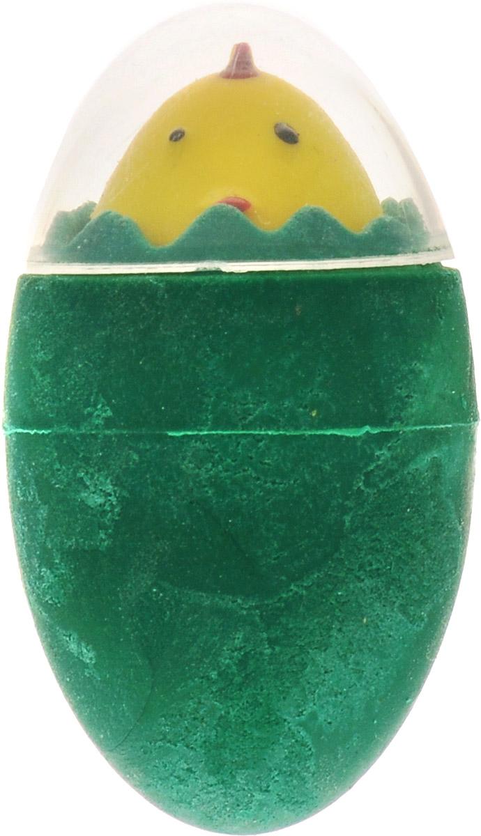 Пифагор Ластик Цыпленок в яйце цвет зеленый223612_зеленыйЛастик Пифагор в форме цыпленка в яйце с прозрачной пластиковой крышкой. Предназначен для удаления надписей, выполненных карандашом. Обеспечивает легкое и чистое стирание без повреждения поверхности бумаги и образования пыли.
