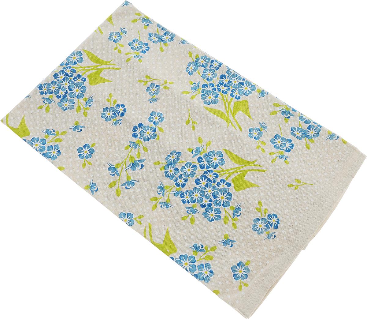 Полотенце кухонное LarangE От Шефа. Синие цветы, 45 х 60 см627-003_синие цветыКухонное полотенце LarangE От Шефа. Синие цветы изготовлено из льна и хлопка и оформлено рисунком. Полотенце идеально впитывает влагу и сохраняет свою мягкость даже после многих стирок. Полотенце LarangE От Шефа. Синие цветы - отличный вариант для практичной и современной хозяйки.