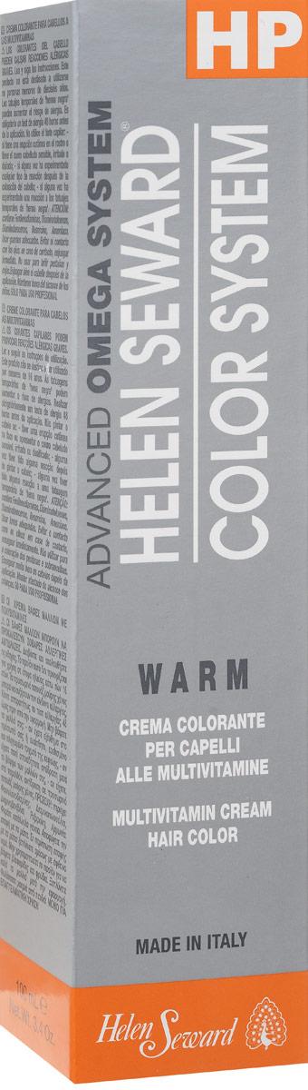 Helen Seward HP Color Коричневые оттенки Светлый золотисто-медный блондин, 100 млC83.4Перманентная крем-краска — инновационная трехвалентная формула с мультивитаминами В5 и С для стойкого окрашивания, обеспечивает покрытие седины, блеск и мягкость волос.