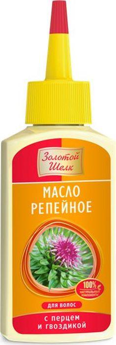 Золотой Шелк Репейное масло для волос с перцем и гвоздикой, 90 мл