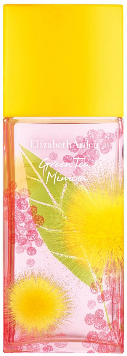 Elizabeth Arden Green Tea Mimosa туалетная вода, 100 млA0106359Если какой цветок и может наполнить радостью и солнечным светом последние холодные дни, так это мимоза! Её медовые и пудровые ноты, сладость, сочетающаяся со свежими зелёными оттенками и яркий аромат, наполняющий воздух счастьем, — как контраст холодному воздуху. Green Tea Mimosa — истинный аромат весны, живительный и яркий.