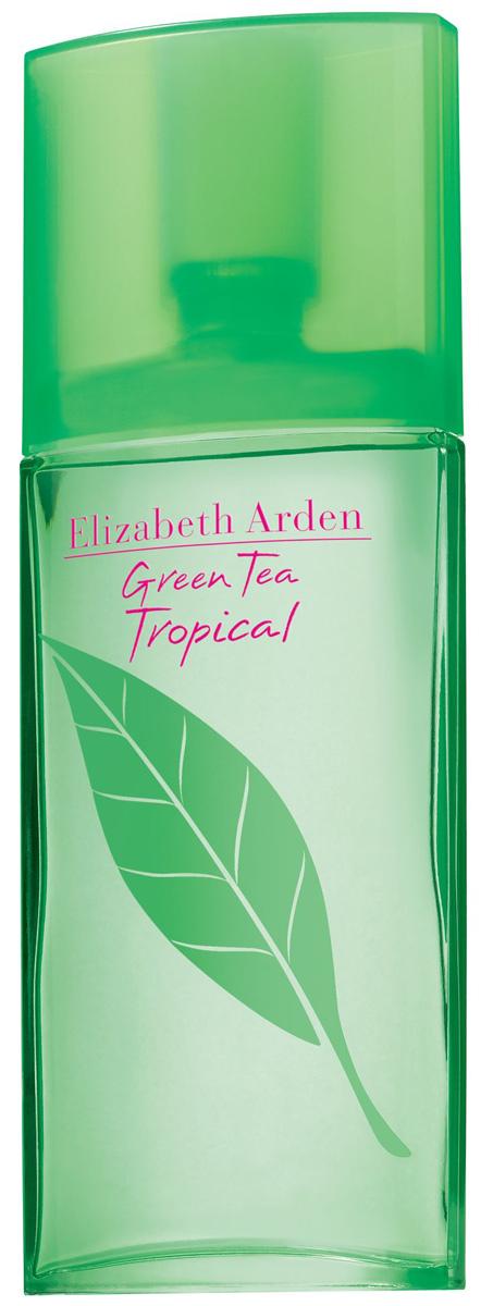 Elizabeth Arden Green Tea Tropical туалетная вода, 100 млGRSF40002Композиция ELIZABETH ARDEN Green Tea Tropical очаровывает своей легкостью, озорством и экзотичностью. Яркая нота сочных тропических фруктов наполняет аромат солнечным сиянием, делает его звучание еще более чувственным и искрящимся. Ноты чая дарят аромату приятную свежесть и легкость. ELIZABETH ARDEN Green Tea Tropical создан наполнять бодростью и оптимизмом.