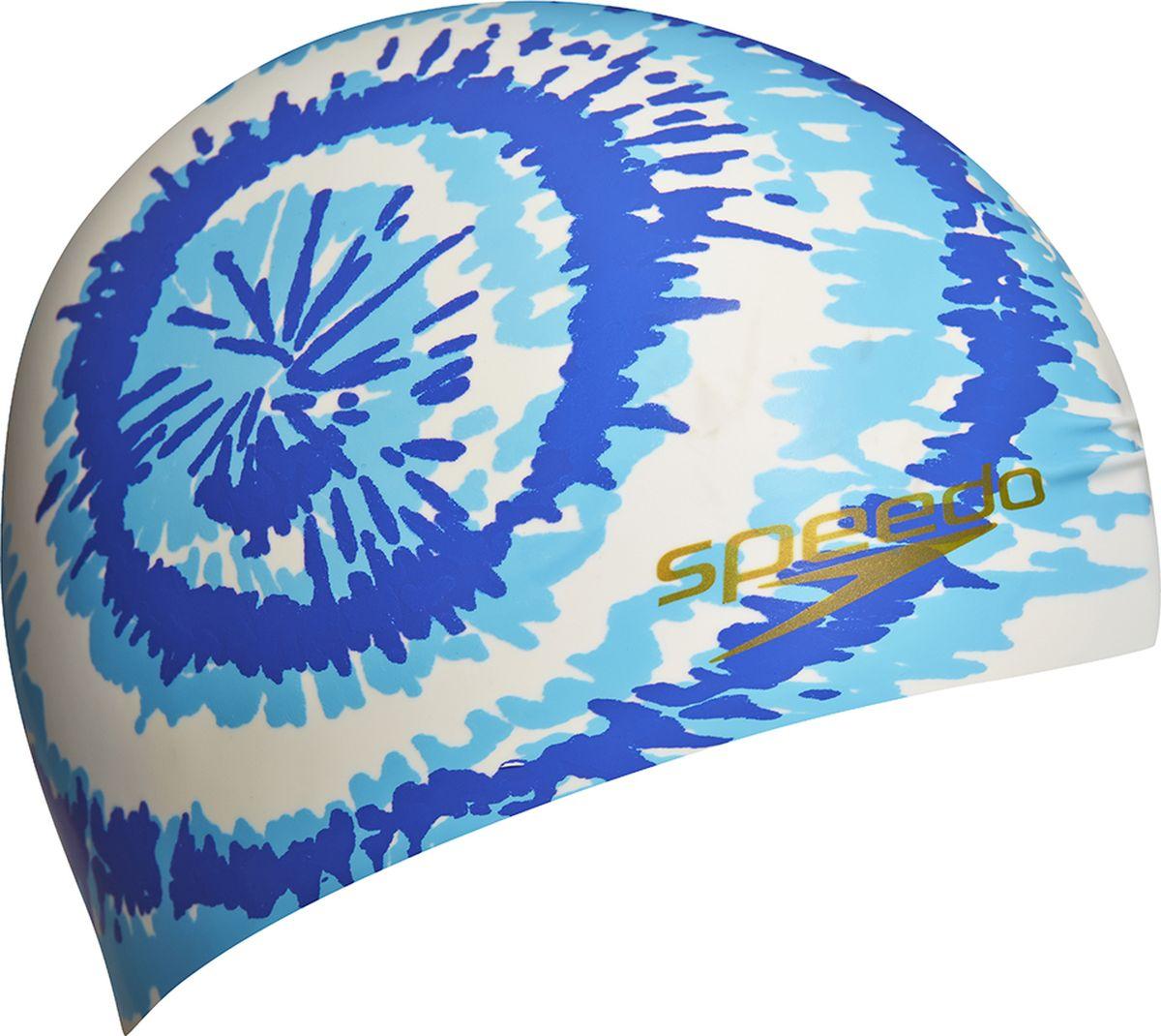 Шапочка для плавания Speedo Slogan Print Cap8-08385A700