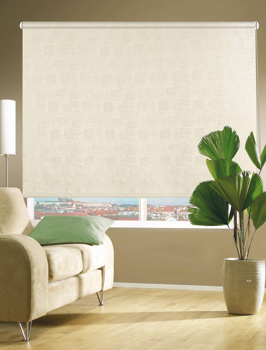 Штора рулонная Эскар Ролло, цвет: лимонный, ширина 60 см, высота 160 см87213060160Рулонными шторами можно оформлять окна как самостоятельно, так и использовать в комбинации с портьерами. Это поможет предотвратить выгорание дорогой ткани на солнце и соединит функционал рулонных с красотой навесных. Преимущества применения рулонных штор для пластиковых окон: - имеют прекрасный внешний вид: многообразие и фактурность материала изделия отлично смотрятся в любом интерьере;- многофункциональны: есть возможность подобрать шторы способные эффективно защитить комнату от солнца, при этом она не будет слишком темной. - Есть возможность осуществить быстрый монтаж.ВНИМАНИЕ! Размеры ширины изделия указаны по ширине ткани! Во время эксплуатации не рекомендуется полностью разматывать рулон, чтобы не оторвать ткань от намоточного вала. В случае загрязнения поверхности ткани, чистку шторы проводят одним из способов, в зависимости от типа загрязнения:легкое поверхностное загрязнение можно удалить при помощи канцелярского ластика;чистка от пыли производится сухим методом при помощи пылесоса с мягкой щеткой-насадкой;для удаления пятна используйте мягкую губку с пенообразующим неагрессивным моющим средством или пятновыводитель на натуральной основе (нельзя применять растворители).