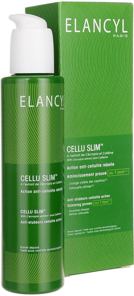 Elancyl Cellu Slim Противоцеллюлитный концентрат, 200 млC39512Elancyl Cellu Slim Противоцеллюлитный концентрат, 200 мл