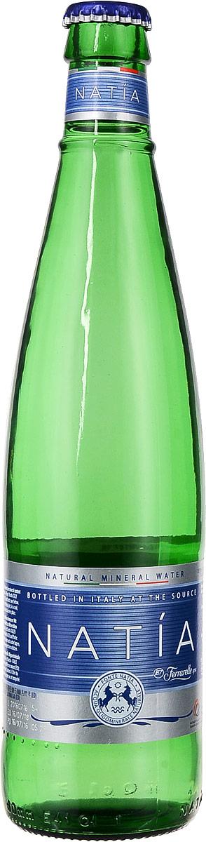 """Acqua Natia вода минеральная, 0,5 л стеклоWNAT00-050B15Вода минеральная природная питьевая столовая негазированная """"Acqua Natia"""""""