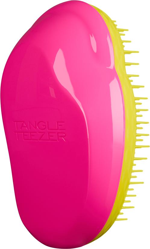 Tangle Teezer Расческа для волос The Original Pink Rebel5060173371005Tangle Teezer – оригинальная профессиональная расческа для расчесывания волос, которая позволит вам с легкостью всего за одну минуту без рывков и напряжения расчесать мокрые, уязвимые или окрашенные волосы, не нарушая структуру волос и не причиняя себе дискомфорта.