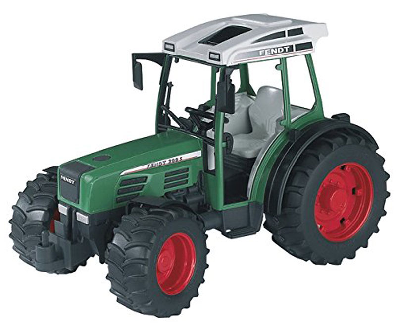 Bruder Трактор Fendt 209 S игрушка bruder fendt favorit 926 vario трактор с погрузчиком 02 062