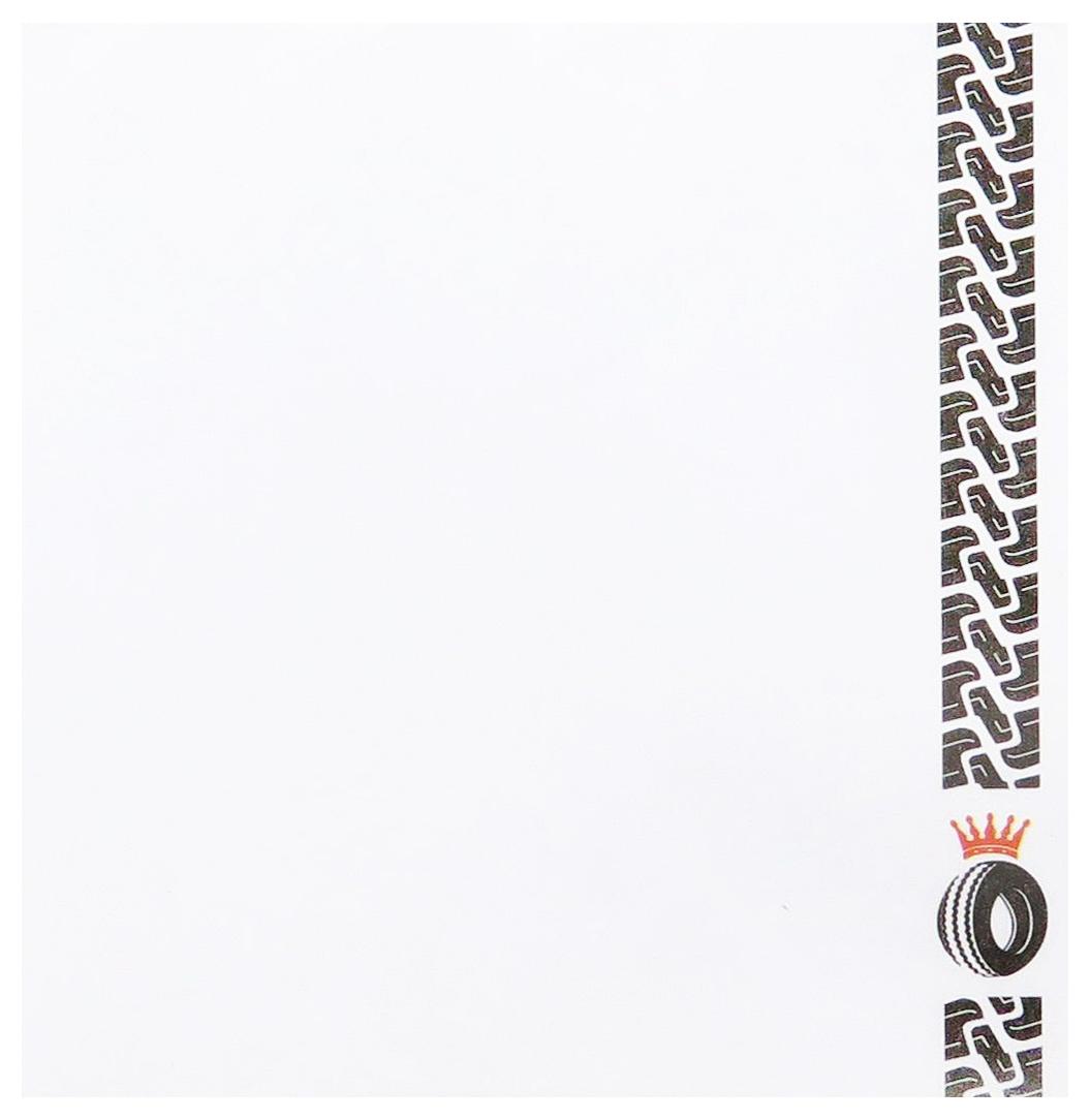 Фолиант Блок для записей Авто 8,5 х 8,5 см 200 листов