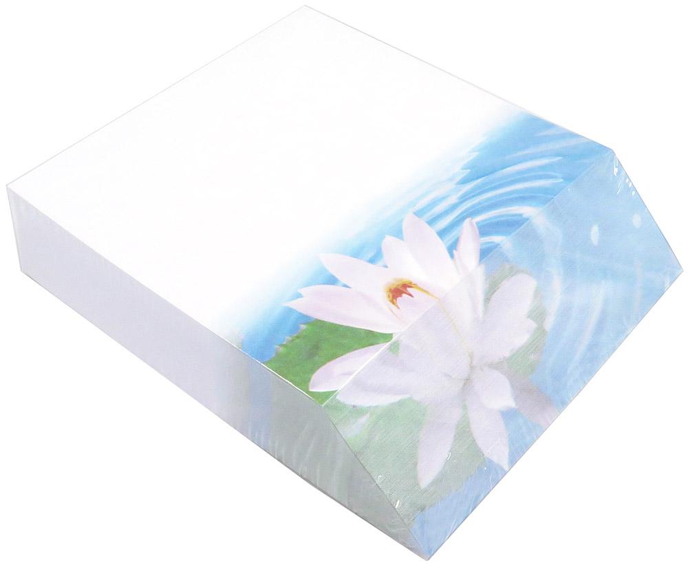 Фолиант Блок для записей Лилия 9 х 11 см 300 листовБКД-300С/19Блок бумаги Фолиант Лилия идеально подходит для быстрой фиксации информации. Блок бумаги выполнен с декоративным срезом, с проявлением отпечатанного изображения на торце.Блок бумаги изготовлен на картонной подложке, листы проклеены по торцу. Благодаря специальной проклейки, листы блока не рассыпаются. Порядок на столе гарантирован. Печать на листах добавит вам хорошего настроения. Особенности - наличие декоративного среза; листы склеены в блок.