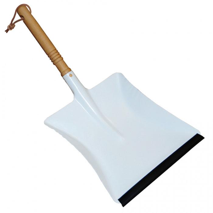 Совок Redecker, для мусора. 207066207066Небольшой совок для сбора мусора из нержавеющей стали. Имеет широкую рабочую часть, благодаря чему при своих компактных размерах отличается хорошей вместительностью. Специальная форма предотвращает выпадение мусора при переноске. Небольшой крючок на ручке позволяет подвешивать совок и хранить в вертикальном положении.
