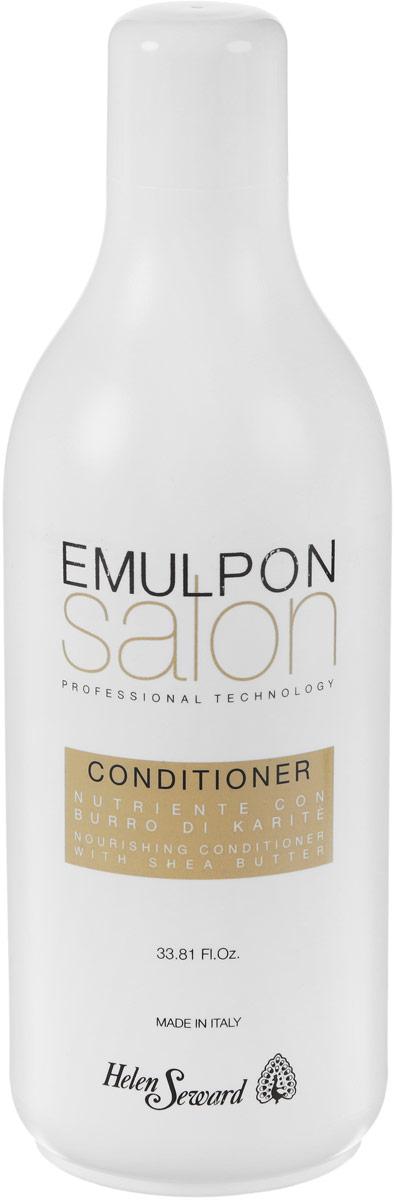 Helen Seward Emulpon Salon Nourishing Conditioner Питательный кондиционер, 1000 мл820Формула pH 3.5, обогащенная протеинами пшеницы, глубоко увлажняет и придает блеск волосам, гарантируя немедленную расчесываемость. Подходит для всех типов волос, идеален для слегка сухих волос, возвращает объем и шелковистость, не утяжеляя волосы.