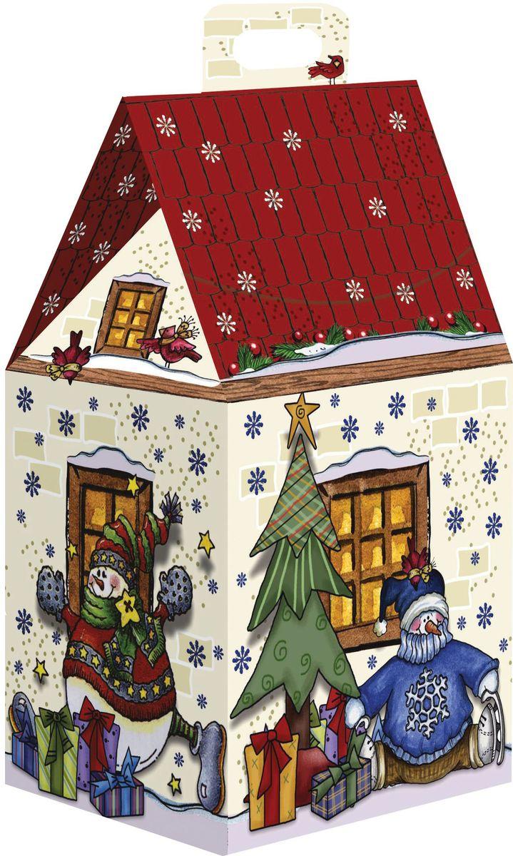 Сладкий новогодний подарок Домик снеговиков, 200 г1536Новогодние подарки в картонной упаковке считаются самыми популярными для поздравления детей в детских садах и школах, и с каждым годом остаются лидерами продаж. Сладкий Новогодний подарок  Домик снеговиков  200 гр. очарует любого малыша своей яркой, разноцветной упаковкой, а прекрасно подобранный состав кондитерских изделий от самых известных производителей позволит в полной мере насладиться праздником. Прекрасный вариант поздравления детей на утренниках в детских садах и школах. Уважаемые клиенты! Обращаем ваше внимание на возможные изменения в дизайне упаковки. Качественные характеристики товара остаются неизменными. Поставка осуществляется в зависимости от наличия на складе.