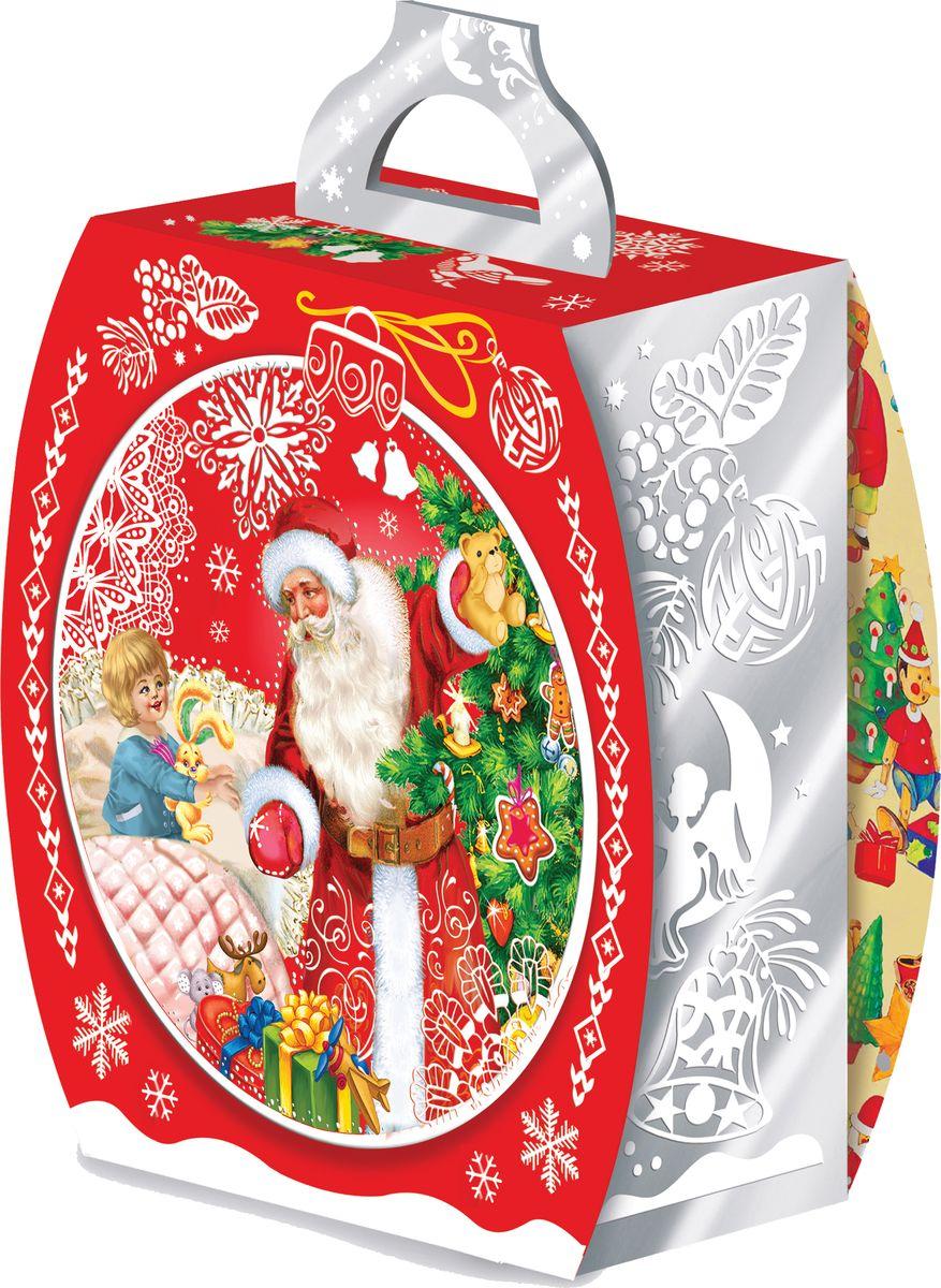 Сладкий новогодний подарок Морозкины сны, 600 г1Новогодние подарки в картонной упаковке считаются самыми популярными для поздравления детей в детских садах и школах, и с каждым годом остаются лидерами продаж. Сладкий Новогодний подарок  Морозкины сны  600 гр. очарует любого малыша своей яркой, разноцветной упаковкой, а прекрасно подобранный состав кондитерских изделий от самых известных производителей позволит в полной мере насладиться праздником. Прекрасный вариант поздравления детей на утренниках в детских садах и школах.Уважаемые клиенты! Обращаем ваше внимание на возможные изменения в дизайне упаковки. Качественные характеристики товара остаются неизменными. Поставка осуществляется в зависимости от наличия на складе.