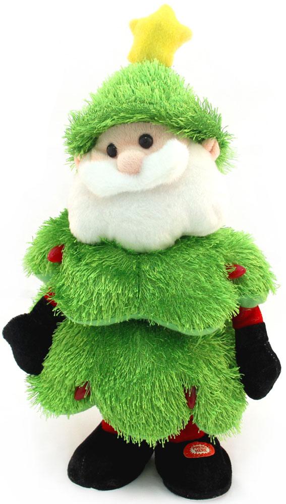 Lapa House Мягкая озвученная игрушка Елка 36 см - Мягкие игрушки