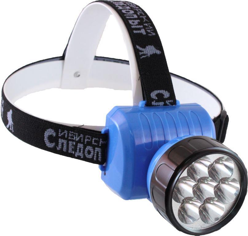 Фонарь налобный Следопыт Фара-764044Фонарь оснащен встроенным аккумулятором, подзарядка которого осуществляется от сети 220В. Время полного заряда аккумулятора варьируется от 8 до 15 часов, светодиодный индикатор оповестит Вас об окончании зарядки. Большая дальность светового луча обеспечивается высококачественными светодиодами с рефлекторным отражателем. Тип фонаряНалобные.Габаритные размеры85 х 85 х 65 мм.Количество светодиодов7 шт.Источник питания220В.Количество режимов работы -2.Особенности : время непрерывной работы достигает 8 часов