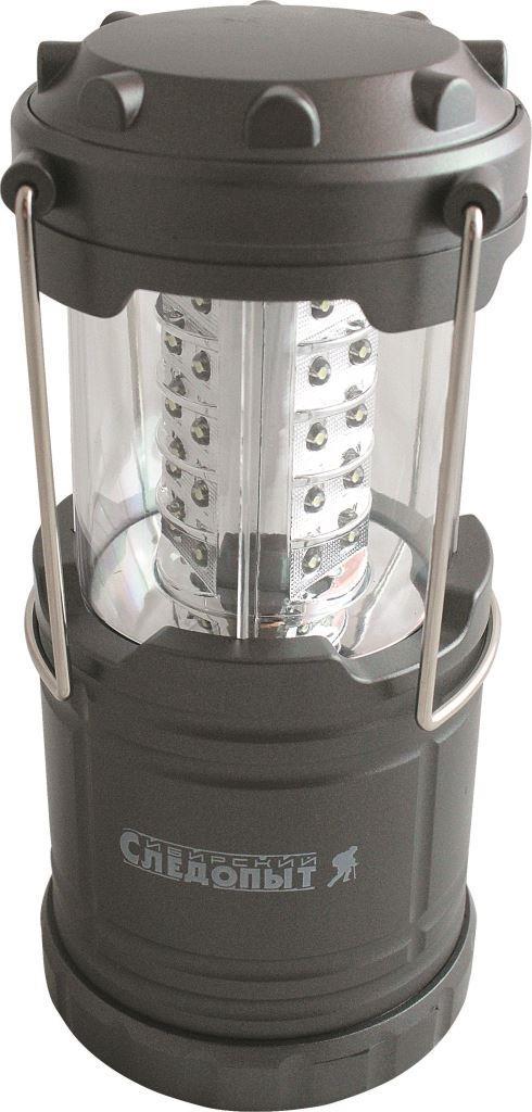 Фонарь кемпинговый Следопыт Маяк, складной64048Вес300 г. Тип фонаря:Кемпинговые. МатериалАБС-пластик.