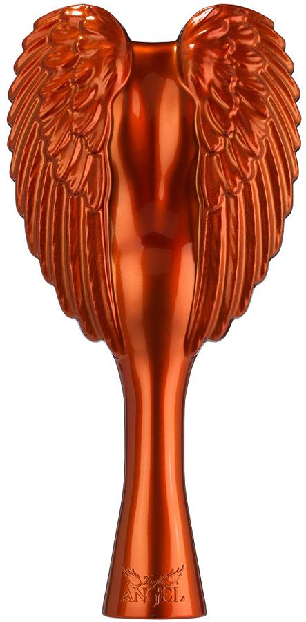 Tangle Angel Расческа для волос OMG Orange21074Профессиональная расческа Tangle Angel изготовлена из прочного и практичного пластика. Корпус расчески выгодно отличается крыльями ангела, которые стали отличительной чертой этого английского бренда. Ручка расчески удобно располагается в руке. Расческа Tangle Angel с легкостью справится даже с самыми запутанными локонами. Рекомендуется использовать для всех типов волос. При регулярном применении ваши волосы станут послушными, гладкими и шелковистыми. Расческа Tangle Angel имеет антибактериальное покрытие. Изготовлена из теплоустойчивого материала, можно использовать с феном.