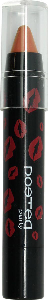 Poeteq Party Карандаш-блеск для губ, тон №52, 4,2 г2652PБлеск-карандаш Роетеа Раrty - это яркие, сочные губки, которые всегда выглядят соблазнительно и готовы к самым жарким вечеринкам. Новая форма помады-блеска для губ в виде карандаша компактна, удобна в использовании, легко и точно наносится, не растекается и не дает на губах ощущения липкости. Блеск-карандаш Роетеа Раrty создает легкое глянцевое, яркое покрытие с эффектом влажных губ, идеально прокрашивает и одновременно придает губам мягкость, увлажняет их и защищает из обветривания. Солнце, ветер, морские брызги не страшны нежным губам, если они покрыты защитным блеском Роетеа Раrty! Формула содержит растительные воски и масла, которые обеспечивают губам отличное питание и защиту.