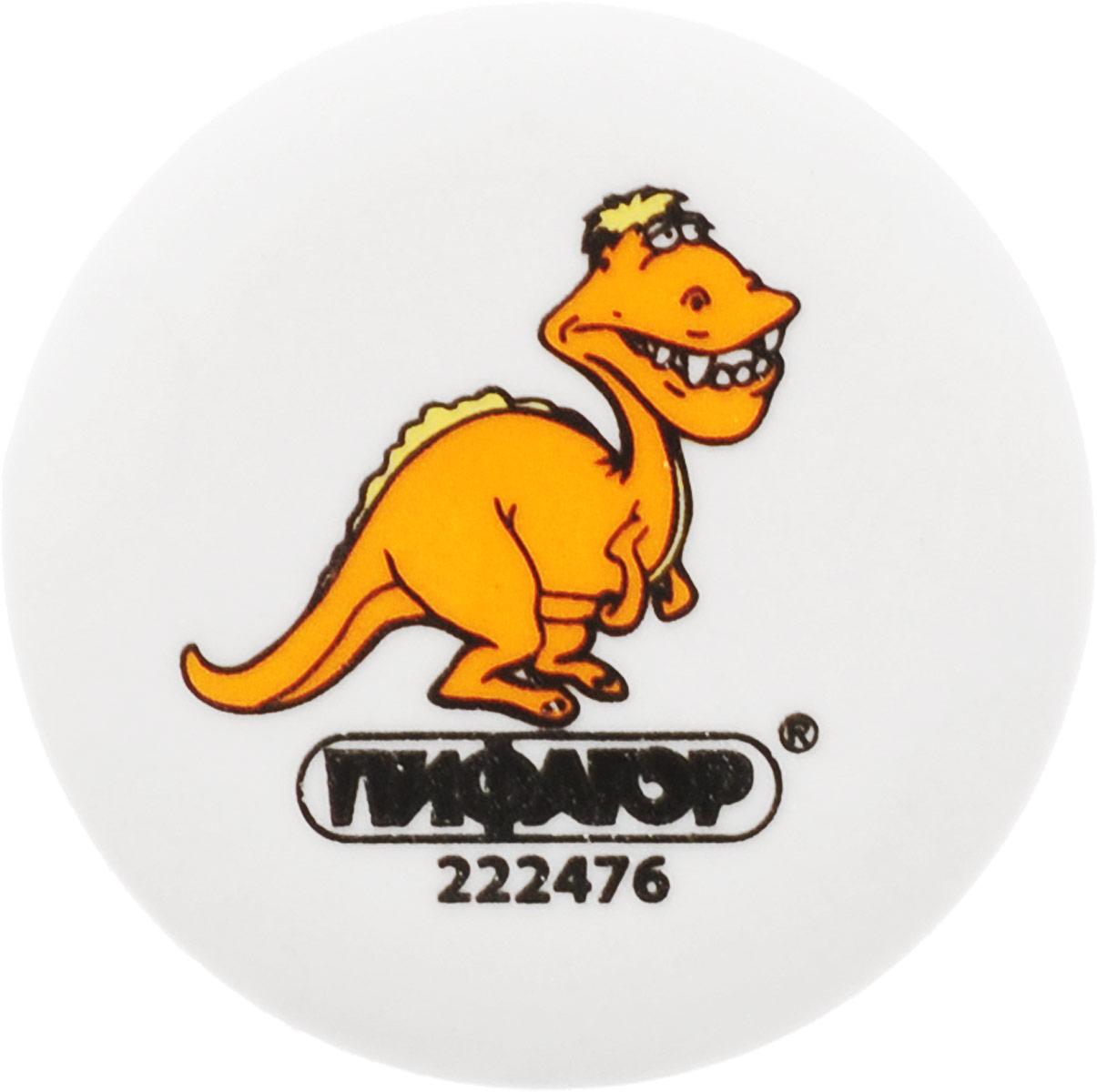 Пифагор Ластик Зверушка Динозавр222476_динозаврЛастик Пифагор Зверушка: Динозавр имеет округлую форму, благодаря чему его удобно держать. Такой ластик используется для удаления надписей, выполненных карандашом. Обеспечивает легкое и чистое стирание без повреждения поверхности бумаги и без образования бумажной пыли.