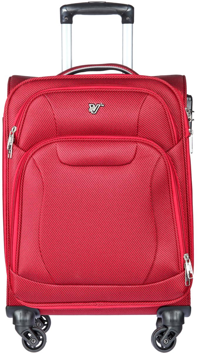 Чемодан-тележка Verage, цвет: красный, 44 л. GM16033w19GM16033w19 redЗакрывается по периметру на двухстороннюю молнию, оснащён верхней и боковой ручкой, четырьмя колесиками 360°, внутри один отдел для одежды, один карман на молнии, одна техническая молния с бегунком, снаружи на передней стенке два карман на молнии, возможность увеличения чемодана на 20% (за счет молнии), встроенный кодовый замок TSA, максимальная высота выдвижной ручки 59 см, объем 44 л, внутрений размер 34-36-18,5 см, вес 2,9 кг