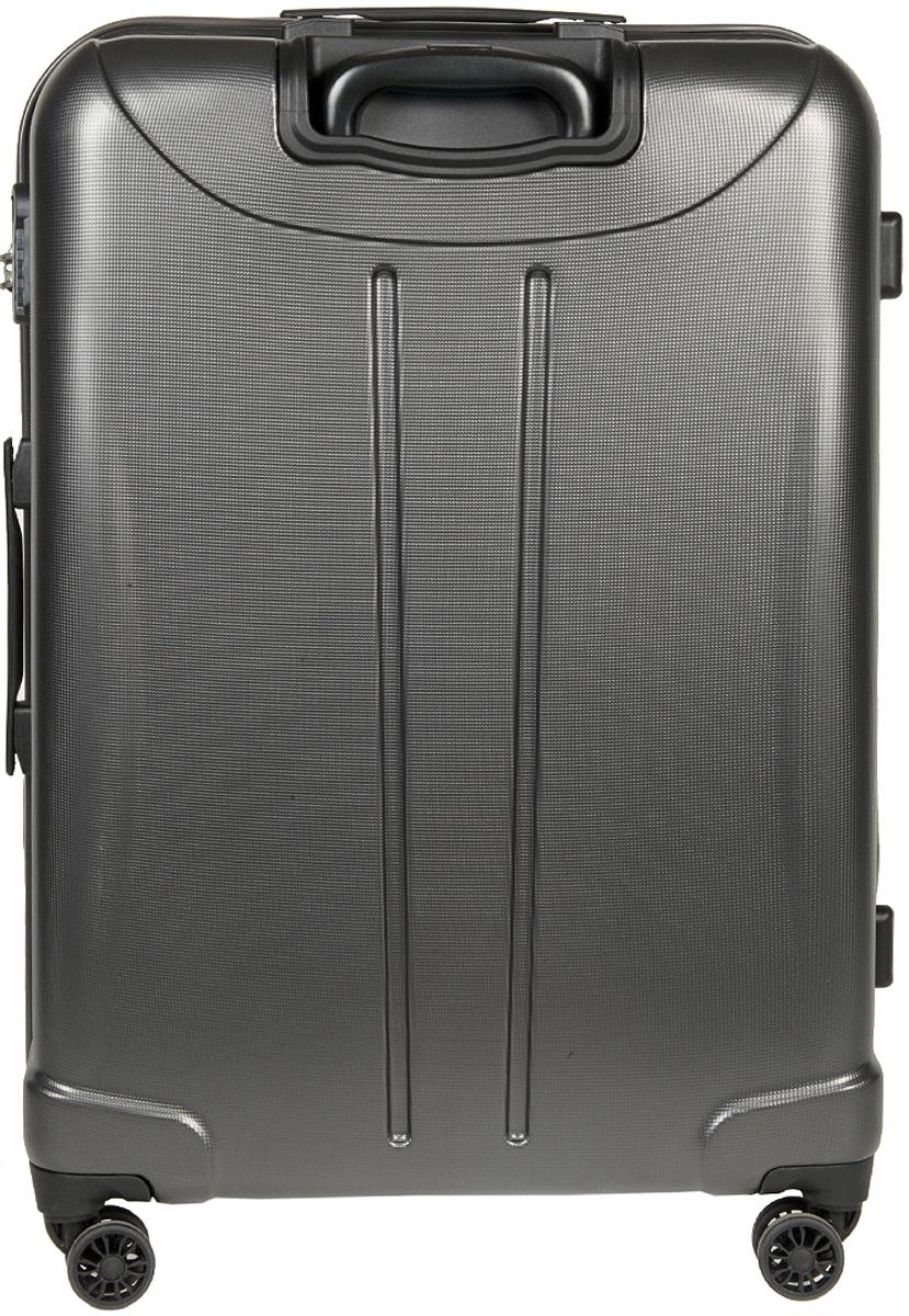 Чемодан-тележка Verage, цвет: серый, 95 л. GM15105w28GM15105w28 greyзакрывается по периметру на двухстороннюю молниюоснащён верхней ручкой, четырьмя колесиками 360°внутри один отдел для одеждыодин сетчатый карман на молнииодна техническая молния с бегункомвозможность увеличения чемодана на 20% (за счет молнии)встроенный кодовый замок максимальная высота выдвижной ручки 40 смобъем 95 лвнутрений размер 70-50-27 смвес 4.9 кг