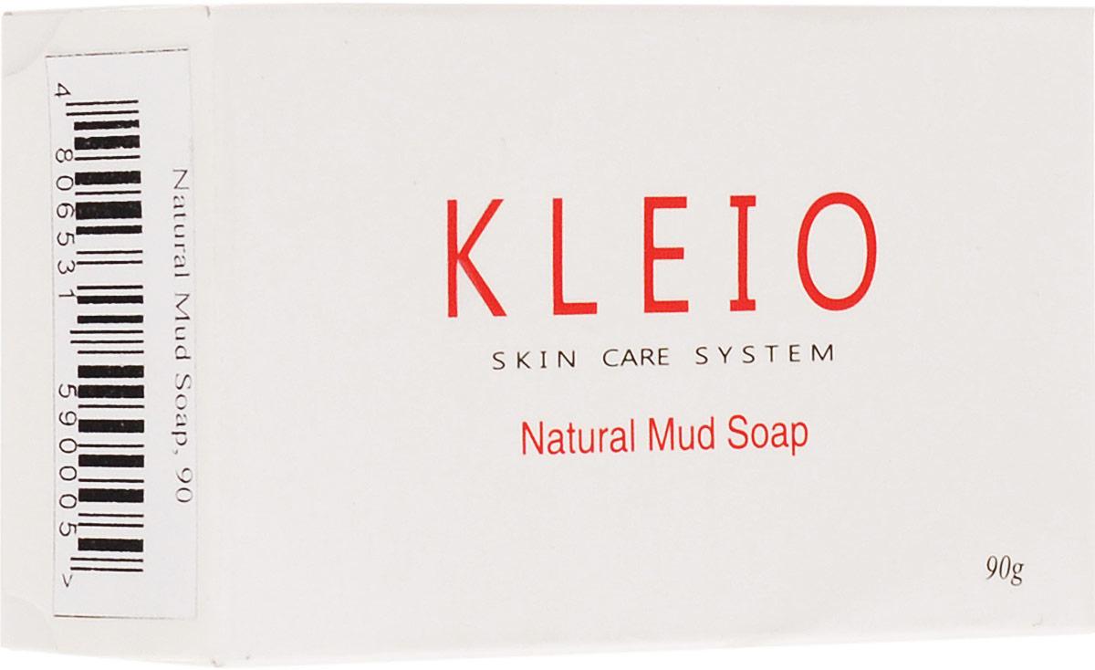 Kleio Мыло с природной грязью Мертвого моря Skin Care System Natural Mud Soap, 90 гK03100090Очищающее мыло для лица и тела с природным антисептиком Kleio Skin Care System Natural Mud Soapподходит для бережного очищения кожи лица. Это нежное мыло с природной грязью Мертвого моря бережно очистит вашу кожу, освежит, а также обогатит ее минералами. Мыло мягко удалит излишки кожного сала и загрязнения, оставляя кожу гладкой и свежей. Идеально подойдет для нормальной и жирной кожи, в том числе для проблемной.Товар сертифицирован.